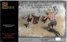 Pegasus Hobbies, GLADIATORS, 1st Century AD Set No. 1, 8 Figures in 1/32 3201 ST