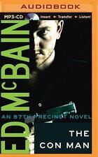 87th Precinct: The con Man by Ed McBain (2015, MP3 CD, Unabridged)