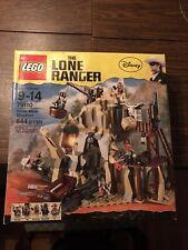 *MINT* LEGO 79110 The Lone Ranger Silver Mine Shootout Waterfall Train Tracks