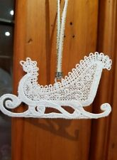 Sleigh - Free Standing Lace
