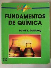 Fundamentos de Química Mc Graw-Hill David E. Goldberg 1991 1ª Edición