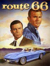 "Route 66 Classic TV 14 x 11"" Photo Print"