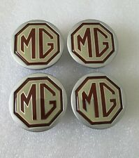 MGF / MG TF  Alloy Wheel Centre Cap Set of 4 Genuine MG ROVER DTC100630 54MM