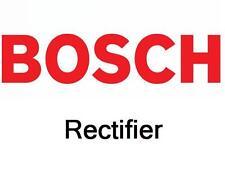 BOSCH Alternator Diode Bridge Rectifier F00M123315