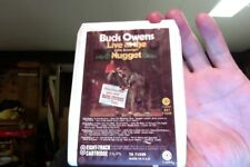 Buck Owens- Live At the Nugget- used 8 Track tape- nice shape