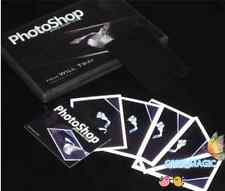 PhotoShop by Will Tsai (Gimmick and DVD) - Card Magic Trick,Magic Props