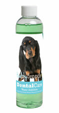Healthy Breeds Black and Tan Coonhound Dental Rinse 8oz