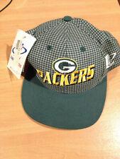 VINTAGE Logo 7 Athletic Green Bay Packers Hat One Size FIBER OPTIC Lights Up