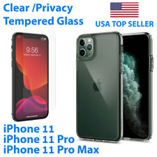 iPHONE 11/11 Pro/ 11 Pro Max CLEAR CASE