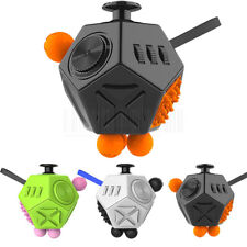 2017 Fidget Cube Decompression Adult Fun Focus Desk Children Popular Toys Gift