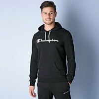 Champion Hooded Sweater Black XL TD097 MM 16