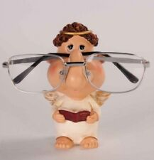 Angel Eyeglasses Eye Glass Glasses Holder Stand Nose Rack Reading Specs Gift
