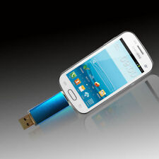 32GB USB 2.0 Flash Drive OTG Dual Port Memory Stick Pen Drives For Android Phone