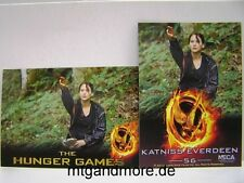 The Hunger Games Movie Trading Card - 1x #056 Katniss Everdeen