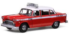 1981 Checker Chelsea Fire 1:18 SunStar 2508
