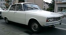 ROVER P6 2000SC, FROM CHASSIS SUFFIX F - BRAKE PIPE SET