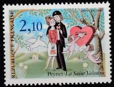 Frankrijk postfris 1985 MNH 2483 - Valentijnsdag