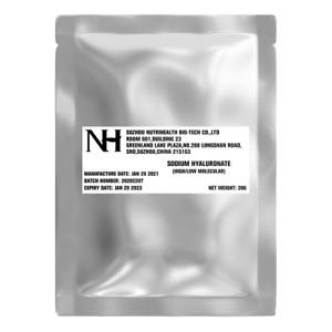 (EUR 895,00kg) 20g Hyaluronsäure Pulver - Hoch- / Niedermolekular - Powder