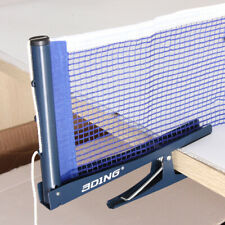 Professional Table Tennis Ping Pong Net Post Clamp Stand Training Clip On
