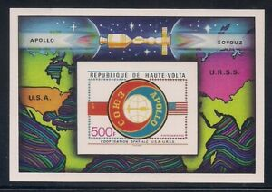 Burkina Faso   1975   Sc # C219   s/s   MNH   (53280)