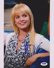 Mena Suvari Signed 8x10 Photo American Beauty Pie Hot Psa/Dna Autographed
