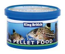 King British Catfish Pellets With IHB | Fish