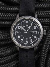 Army Uhr British Style Dull Armee Armbanduhr Quartz Military Watch England