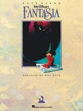 Fantasia by Walt Disney's for Easy Piano by Bill Boyd (1991, Paperback)89