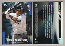 MIGUEL ANDUJAR - 2018 Topps Rookie Sensations - Card #12 - On Demand Set #3