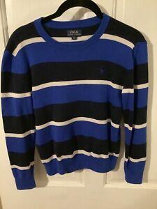 Polo Ralph Lauren Boy's Long Sleeve Sweater, size 10-12