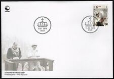2016 NORWAY FDC King Harald   NK 1927