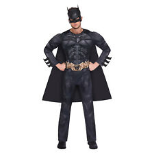 Amscan Adult Batman Dark Knight Rises DC Superhero Gents Costume Size Large