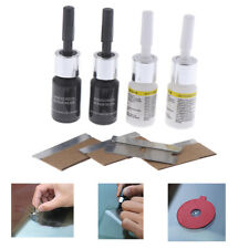Automotive Glass Nano Repair Fluid Car Windshield Windscreen Chip Crack ToolPZ