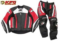 JOE ROCKET GPX TYPE R TWO PIECE RACE OR STREET SUIT SIZE 50 RED/BLACK/WHITE