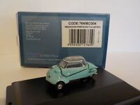 Messerschmitt KR200, Bubble Car, Blue  , Model Cars, Oxford Diecast