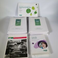 More details for sage 50 accounts software 2010 - various disks / books