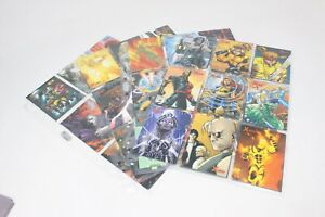 Cards X-Men Archives 2009 Inv. 6886