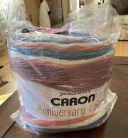 Caron® Anniversary Cakes™ Yarn Sundae Funday HUGE 35.3 ounces NEW sealed