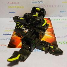 Bakugan Dartaak Black Darkus Gundalian Invaders D2 DNA 860G 40G & cards