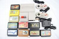 Fully Tested! Nintendo New Famicom Console AV NES AC100V NTSC-J Japan #3323