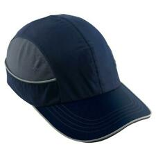 Safety Bump Cap, Baseball Hat Style, Comfortable Head Protection, Xl, Navy