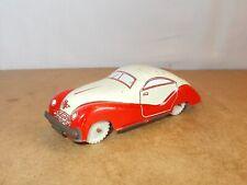 RARE vintage tin toy - MARCHESINI AM BOLOGNA AMB 400 coupe sedan car - 40/50's