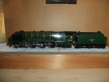 Hornby Dublo 4-6-2 Loco Duchess of Rutland BR Green 46228, repaint, not boxed