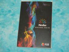 Nexlux LED Strip Lights, Color Changing Light Strip 5050 SMD RGB LED ...