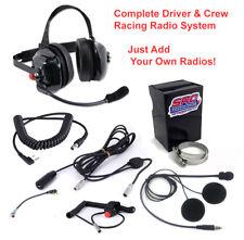 Racing Radios Communications for Motorola, Vertex, Baofeng, Rugged