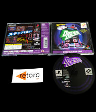 DANCE DANCE REVOLUTION Playstation PSX Play Station PS1 Konami JAP