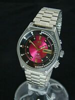 Orient SK Crystal automatic 21 jewels vintage Japan mens watch Stainless steel