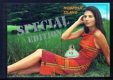 Norfolk Island 2001 Perfume (Special Edition) MNH mini sheet M.S. 887