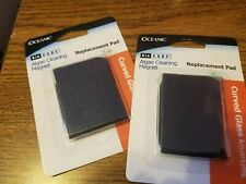 2 Oceanic Algae Cleaning Magnet Replacement Pad, Curved Glass Aquariums!  NEW
