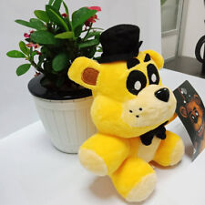 Kids Toy FNAF Five Nights at Freddy's Collector Golden Freddy Doll Plush Toys